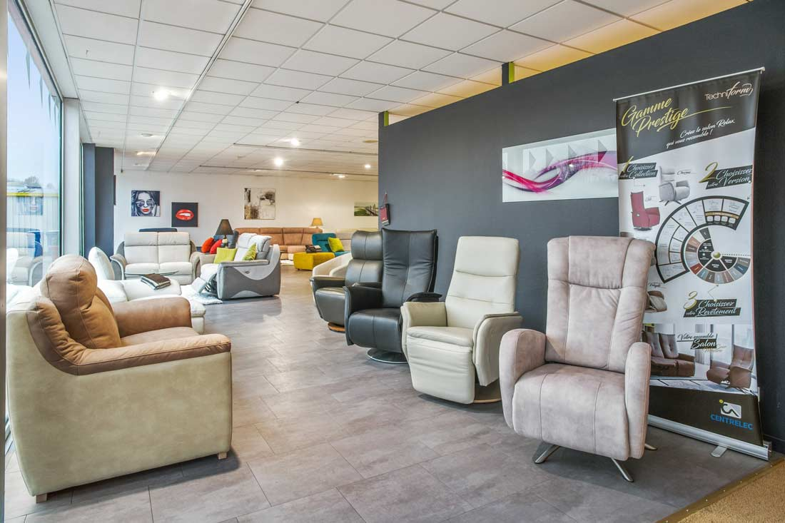 Salons center feytiat limoges canap s fauteuils for Salon limoges